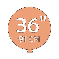 Шары 36 дюймов