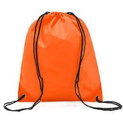 Cпортивная сумка Grand для одежды и обуви Оранжевый сумка-004, КОД: 212773