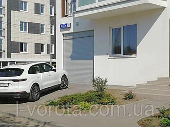 Роллетные автоматические ворота DoorHan ш2000, в2400