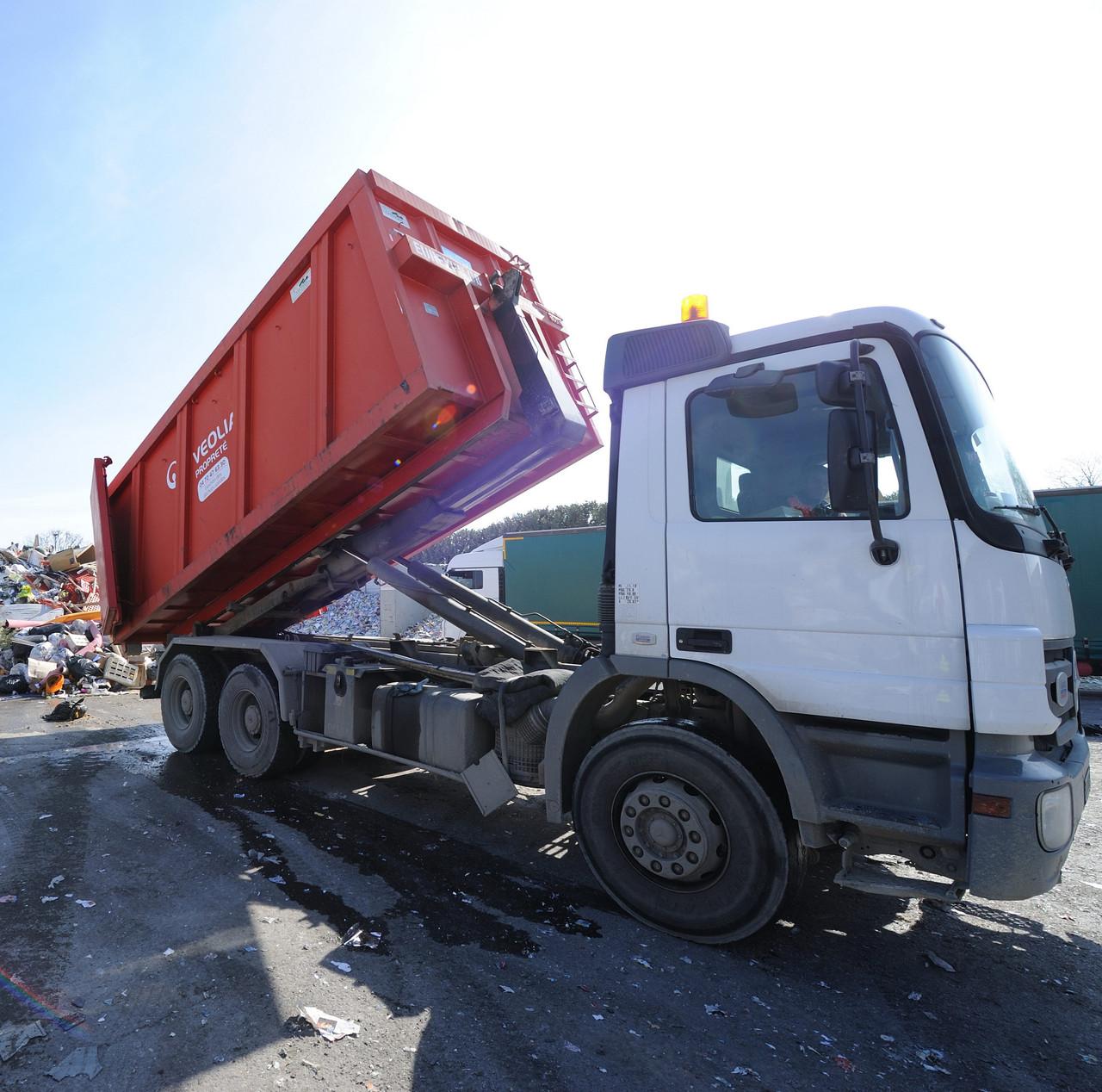 Вывоз мусора коммерческих структур (торговые и бизнес центры)