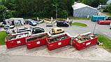 Вивезення сміття комерційних структур (торговельні і бізнес центри), фото 3