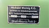 Четырехсторонний станок Weinig PFA 17N / 6, фото 8