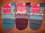 "Махровые женские носки ""Добра Пара"". Р. 23-25 (36-39). Орнамент., фото 2"