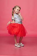 Шикарный красивый костюм для девочек, фото 1