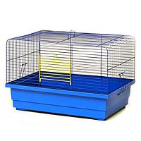 "Клетка для грызуна, морской свинки, дегу, крысы, кролика ""Пигги"" краска (470*300*300)"