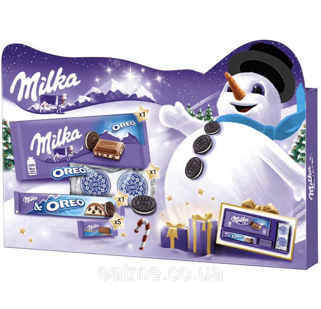 Подарочный набор Milka+Oreo