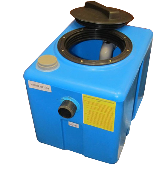 Сепаратор жиру під мийку (жировловлювач під мийку) 40л