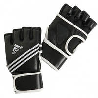 Перчатки для ММА Adidas Super Grappling Mesh (ADICSG09, черные)