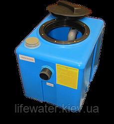 Сепаратор жира под мойку (жироуловитель под мойку) 60л