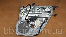 Стеклоподъемник задний правый электрический Volkswagen Golf 4 1997-2005 р. BRM  1J4959812C , 1J4839756A