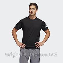 Мужская футболка Adidas FreeLift Sport Ultimate Solid DU1426 2019/2