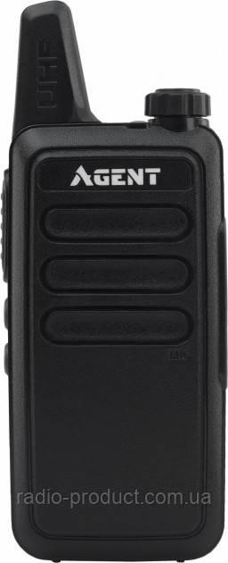 Agent AR-T7 радиостанция портативная с micro-USB