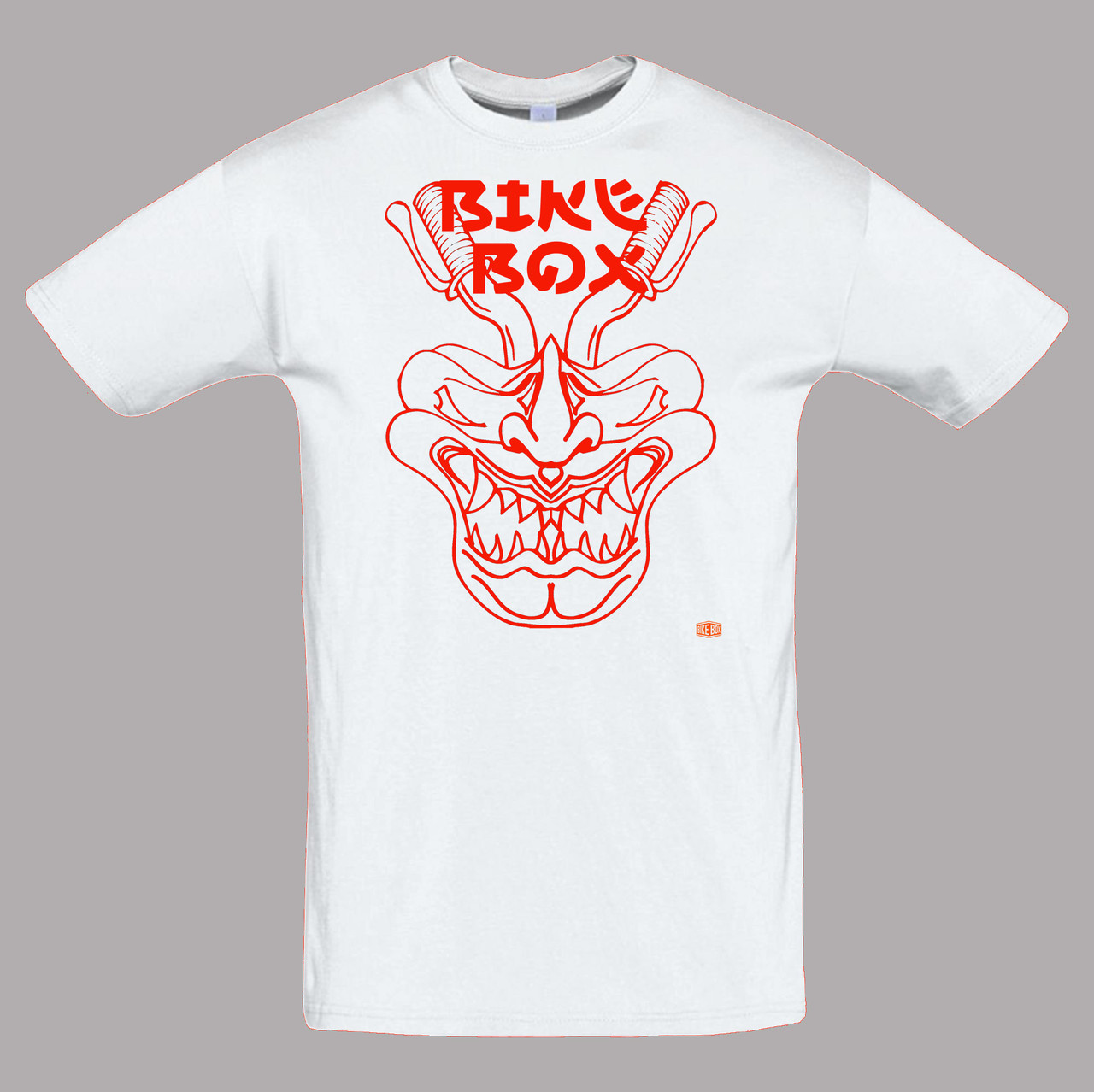 "Байкерская футболка ""Bike Box"""