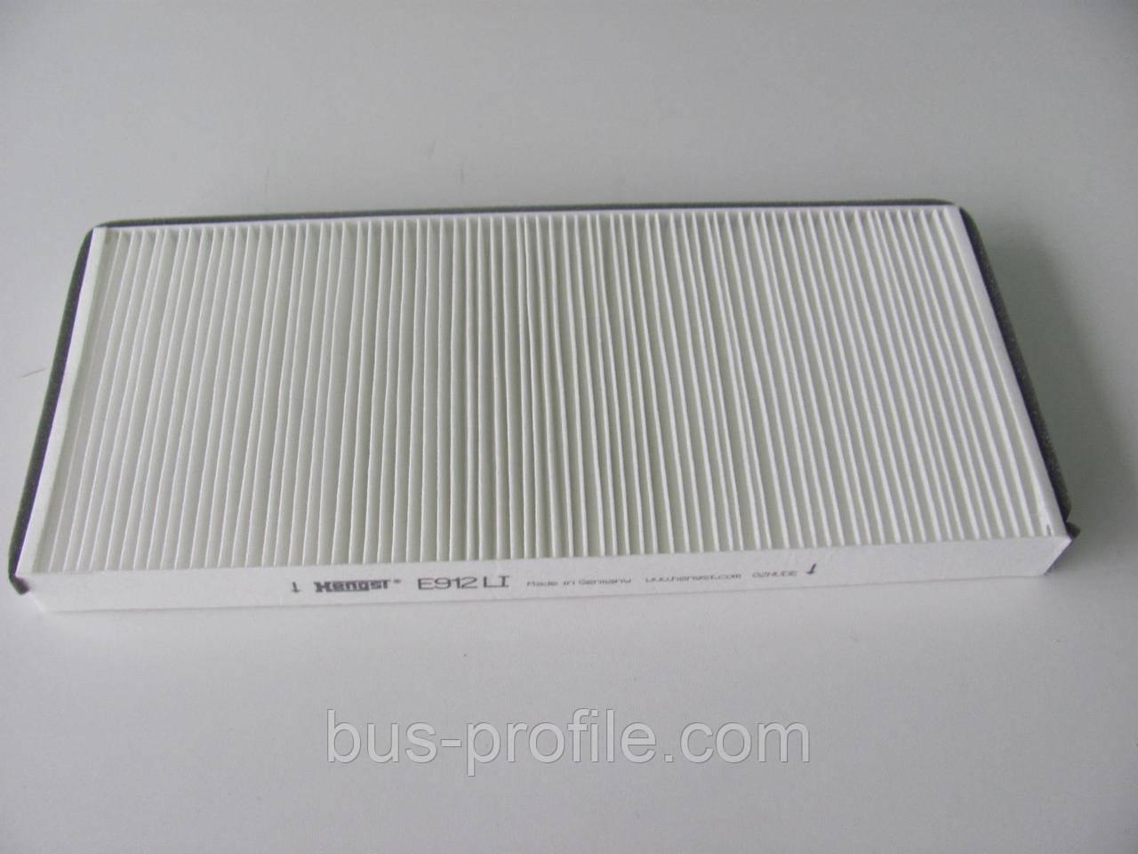 Фильтр салона Mercedes Benz Sprinter / VW LT 95-> — HENGST — E912LI