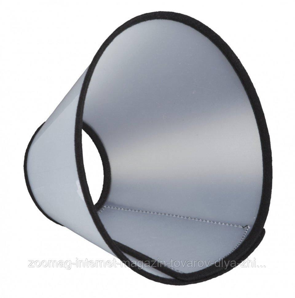 Ветворотник на липучці для собак (розмір - L 44-53 см/22 см) Trixie™