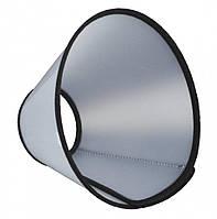 Ветворотник на липучці для собак (розмір - L-XL 50-58 см/28 см) Trixie™
