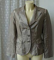 Пиджак женский шикарный лен бренд Betty Barclay р.44