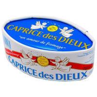 Сыр 60% мягкий Caprice des Dieux 125г
