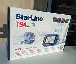 Автосигнализация StarLine T94 GSM/GPS 24 Вольта