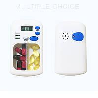 Органайзер для таблеток с дисплеем Azdent Tp701B, фото 2