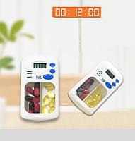 Органайзер для таблеток с дисплеем Azdent Tp701B, фото 5