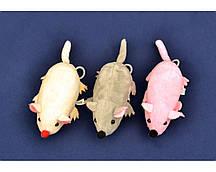 Мягкая игрушка Крыска Механическая №005348