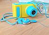 Детский фотоаппарат цифровой dvr baby camera Smart Kids Camera V7, фото 5