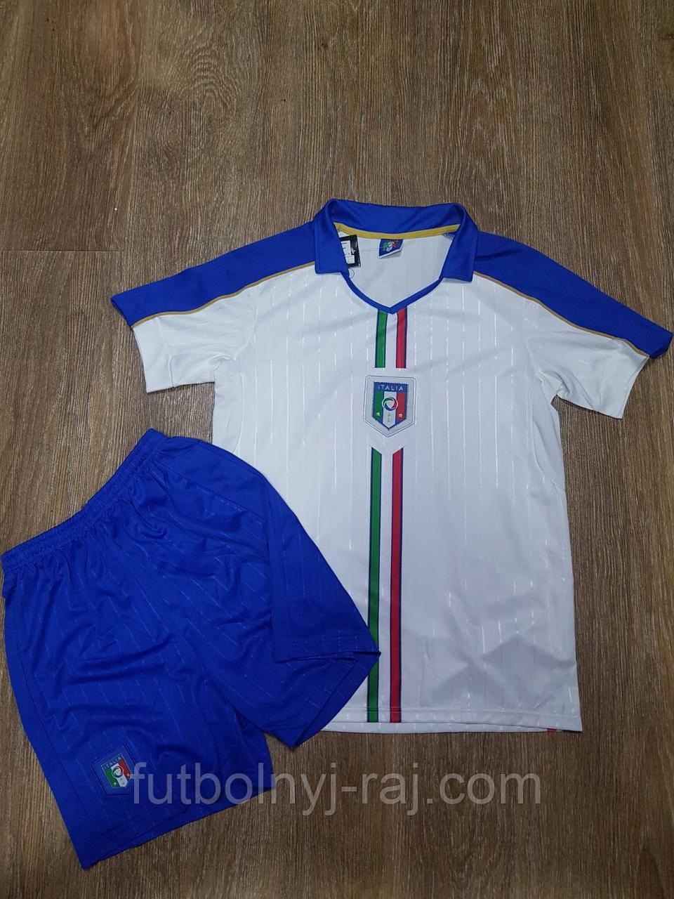 Форма футбольная взрослая сборной Италии.