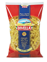Mакаронные изделия Divella Fusilli 40 500 g