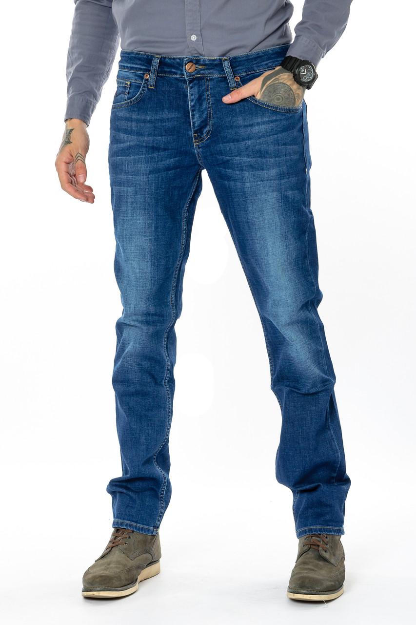 Мужские джинсы Franco Benussi 13-267 TOR темно-синие