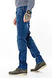 Мужские джинсы Franco Benussi 13-267 TOR темно-синие, фото 4