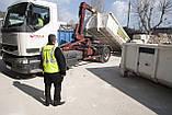 Вывоз строительного мусора контейнерами 7 - 15 куб.м., фото 2