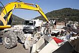 Вивезення будівельного сміття контейнерами 7 - 15 куб. м., фото 3