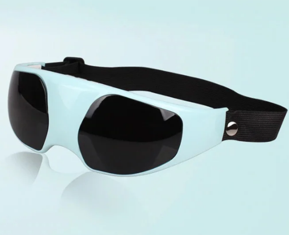 Массажер для глаз Eye Massager - BlueIdea, массажер для восстановление зрения
