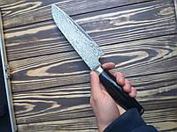 Нож шеф-повар из дамаской стали Ultra Premium, фото 1