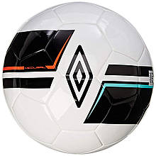Мяч футбольный UMBRO Unisex's Medusae TSBE Football-White/Black/Marine/Warm Red 20667U DXE