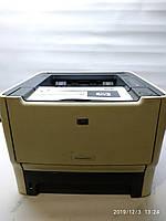 Принтер HP LaserJet 2015d, с дуплексом, рабочий, с картриджем