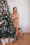 Платье женское вечернее чёрное, белое, золото, 42-44, 44-46, фото 5