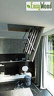 Лестница на чердак  Easywood ECO Metal (265 см)