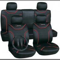 Чехлы на сиденья MILEX Classic AG-7262/1 2пер+2задн+5подг/черные