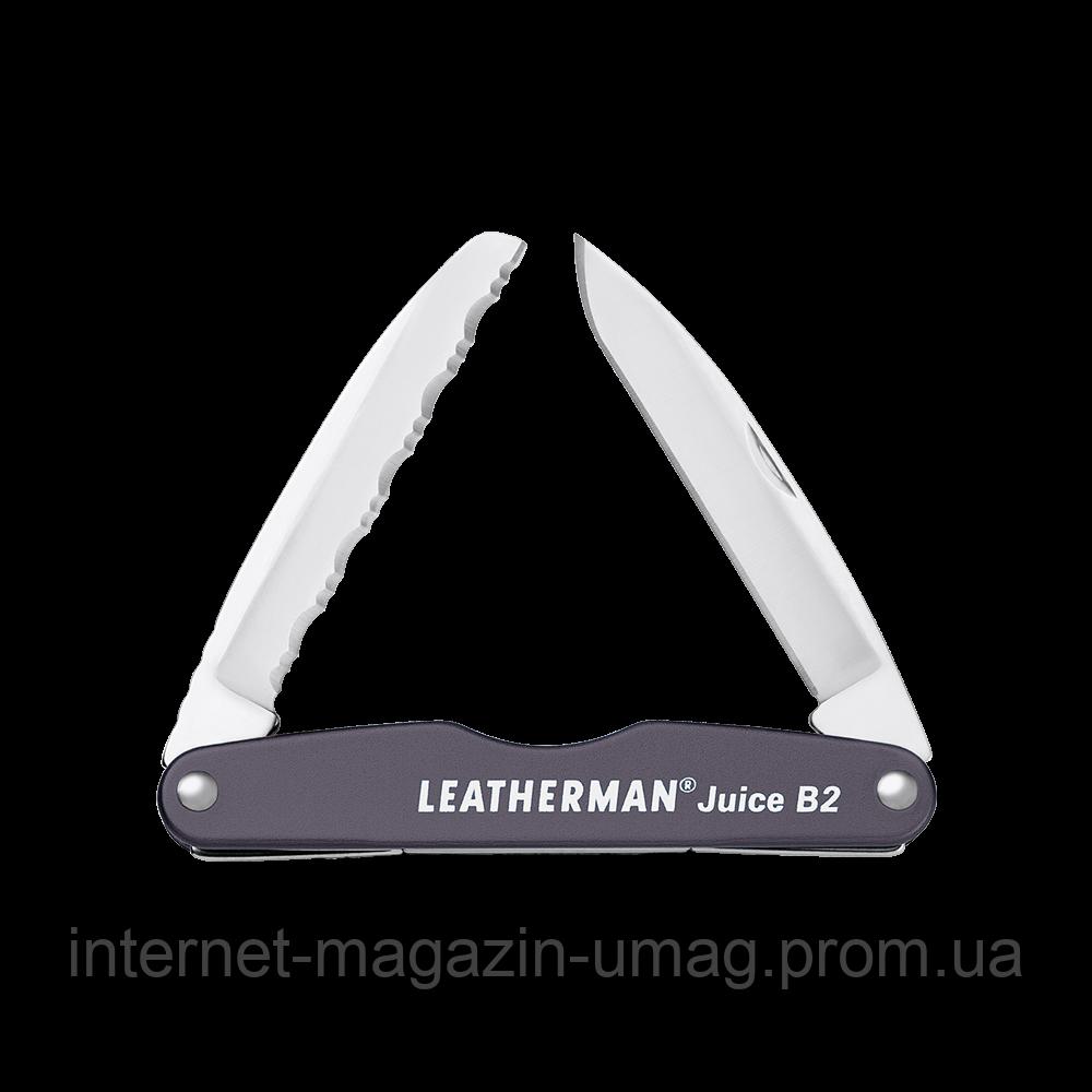832365 Набір LEATHERMAN Juice B2- Granite в коробці