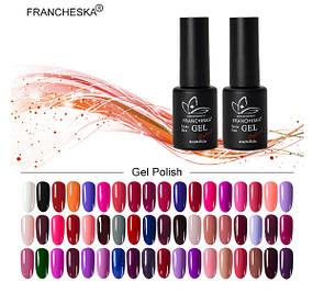 Цветные гель-лаки Francheska