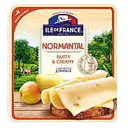 Сыр 50% полутвердый NORMANTAL ILE DE FRANCE лоток  150Г
