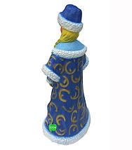 Новогодняя садовая Фигура Снегурочка, фото 3