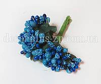 Тычинки синие Вар №2