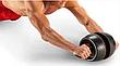 Тренажер для пресса AB CARVER PRO роликового типа с поворотным механизмом, для тренировки мышц пресса, фото 2