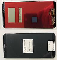 Дисплей Huawei Honor 7C Pro 5,99 C, LND-L29 модуль в сборе с тачскрином, черный