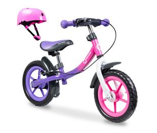 Велобег LIONELO DAN PLUS розовый хамелеон