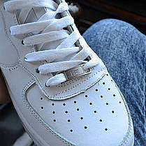 Мужские зимние кроссовки в стиле Nike Air Force 1 Mid Winter с мехом, фото 2