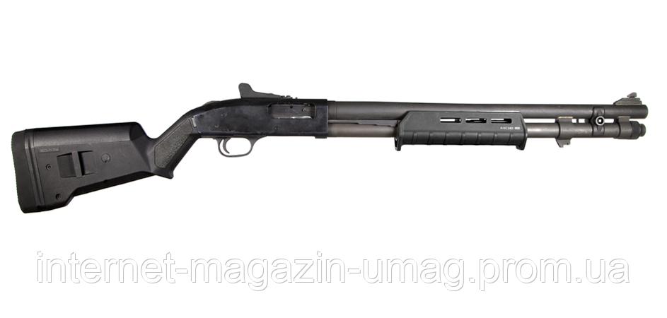 Приклад Magpul SGA для Mossberg 500/590/590A1 - Black MAG490-BLK